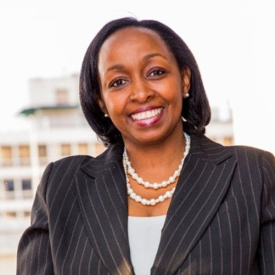 Jane Nzomo - Co-Founder